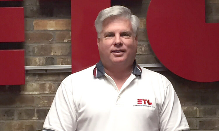 Chris Goolsby - ETC President/Owner