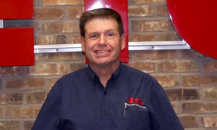 Ronald L. Keller - ETC Sales and Project Manager